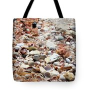 Sparkling Shells Tote Bag
