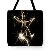 Sparkling Star II Tote Bag