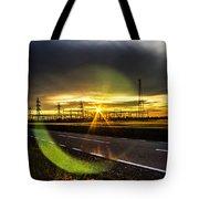 Sparkling Sun Tote Bag