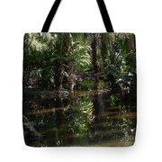 Sparkling Swamp Tote Bag