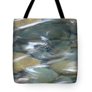 Sparkling Water On Rocky Creek 1 Tote Bag