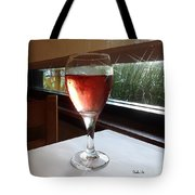 Sparkling Wine Tote Bag
