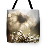 Sparkly Seedheads Tote Bag