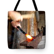 Sparks A Flyin' Tote Bag