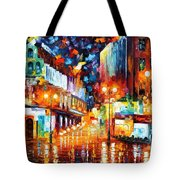 Sparks Of Freedom Tote Bag