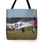 Sparky Takeoff Tote Bag