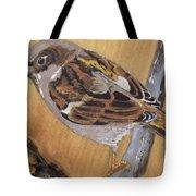 Sparrow 1 Tote Bag
