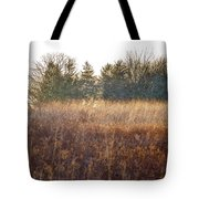 Sparrows Carry Her Name Tote Bag