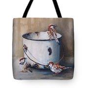 Sparrows Tote Bag