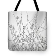 Sparsely Beautiful Tote Bag