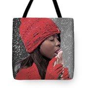 Sparsha Upasana Tote Bag