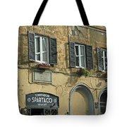 Spartaco Tote Bag