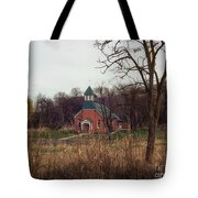 Spaulding Church Tote Bag