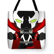 Spawn Supervillain Tote Bag