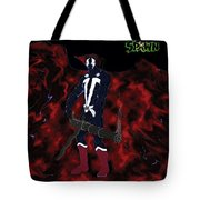 Spawn With 6 Barrel Tote Bag