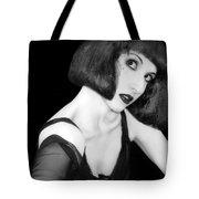 Speak - Self Portrait Tote Bag