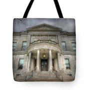 Speaker Matthew J. Ryan Building Tote Bag