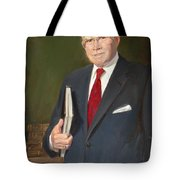 Speakers Of The United States House Of Representatives, Jim Wright, Texas Tote Bag by Celestial Images