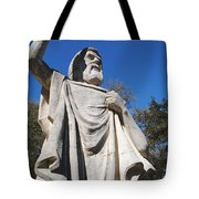 Speaking To God Tote Bag