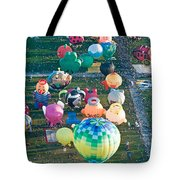 Special Shapes Tote Bag