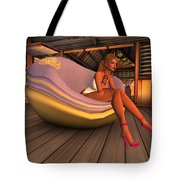 Specific Action Sport Tote Bag