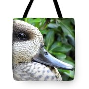 Speckled Duck Tote Bag