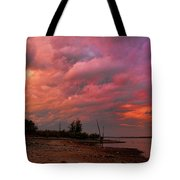 Spectacular Morning Tote Bag