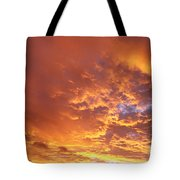 Spectacular Sunrise Tote Bag