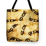 Spectating A Geeky Visual Tote Bag
