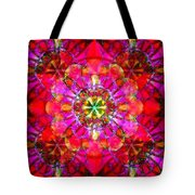 Spectracalia In Red - Catus 1 No. 1 H B Tote Bag
