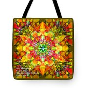Spectracalia In Yellow Catus 1 No. 3 H A Tote Bag