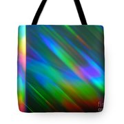 Spectral Curtain Tote Bag