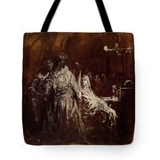Spectrum Appearance Of Banquo Tote Bag