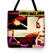 Speed Ball Junk Tote Bag