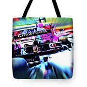 Speed Up Tote Bag
