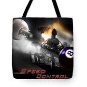 Speedcontrol Tote Bag