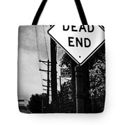 Speeding Tote Bag