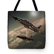 Speeding Thuds Tote Bag