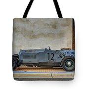 Speedster Tote Bag