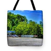 Speedway Diner Tote Bag