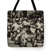 Speedy Motorcycle Tote Bag