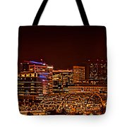 Speer Blvd Bridge Tote Bag