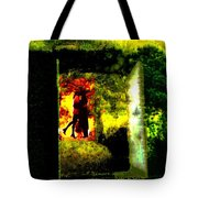 Spell Of The Garden Tote Bag