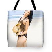 Spellbound Beach Beauty Tote Bag
