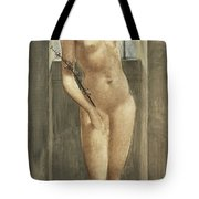 Spes, Or Hope In Prison Tote Bag