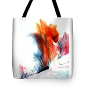 Spessartite Dragon Tote Bag