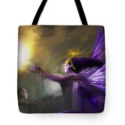 Sphere Makers Of Emergging Consciousness Tote Bag