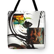Sphere Painting Series 72.041811 Tote Bag