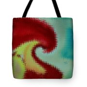 Spherical Colours Tote Bag