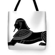 Sphinx - Mythical Creature Of Ancient Egypt Tote Bag